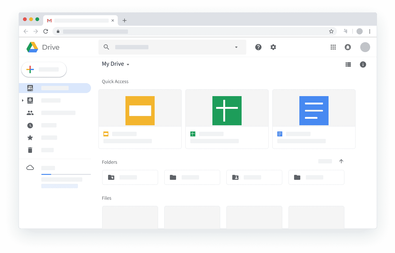 Google Drive Solution